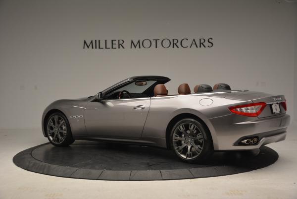 Used 2012 Maserati GranTurismo for sale Sold at McLaren Greenwich in Greenwich CT 06830 4