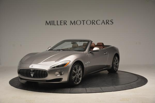 Used 2012 Maserati GranTurismo for sale Sold at McLaren Greenwich in Greenwich CT 06830 1