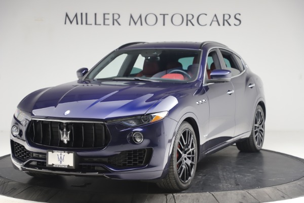 Used 2018 Maserati Levante S GranSport for sale $66,900 at McLaren Greenwich in Greenwich CT 06830 2