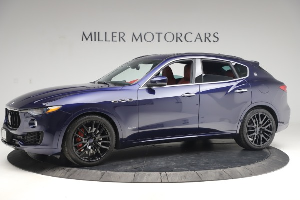 Used 2018 Maserati Levante S GranSport for sale $66,900 at McLaren Greenwich in Greenwich CT 06830 3