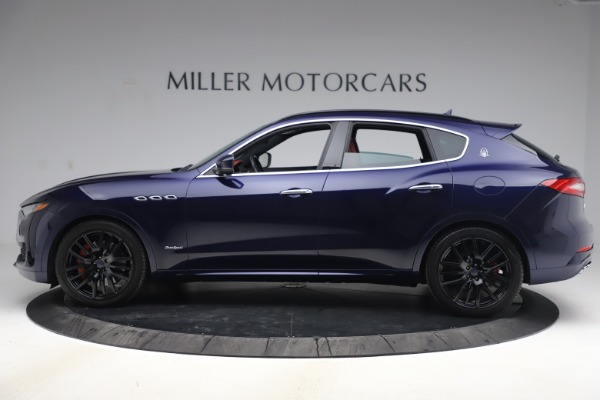 Used 2018 Maserati Levante S GranSport for sale $66,900 at McLaren Greenwich in Greenwich CT 06830 4