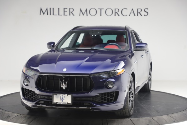 New 2018 Maserati Levante S GranSport for sale Sold at McLaren Greenwich in Greenwich CT 06830 1