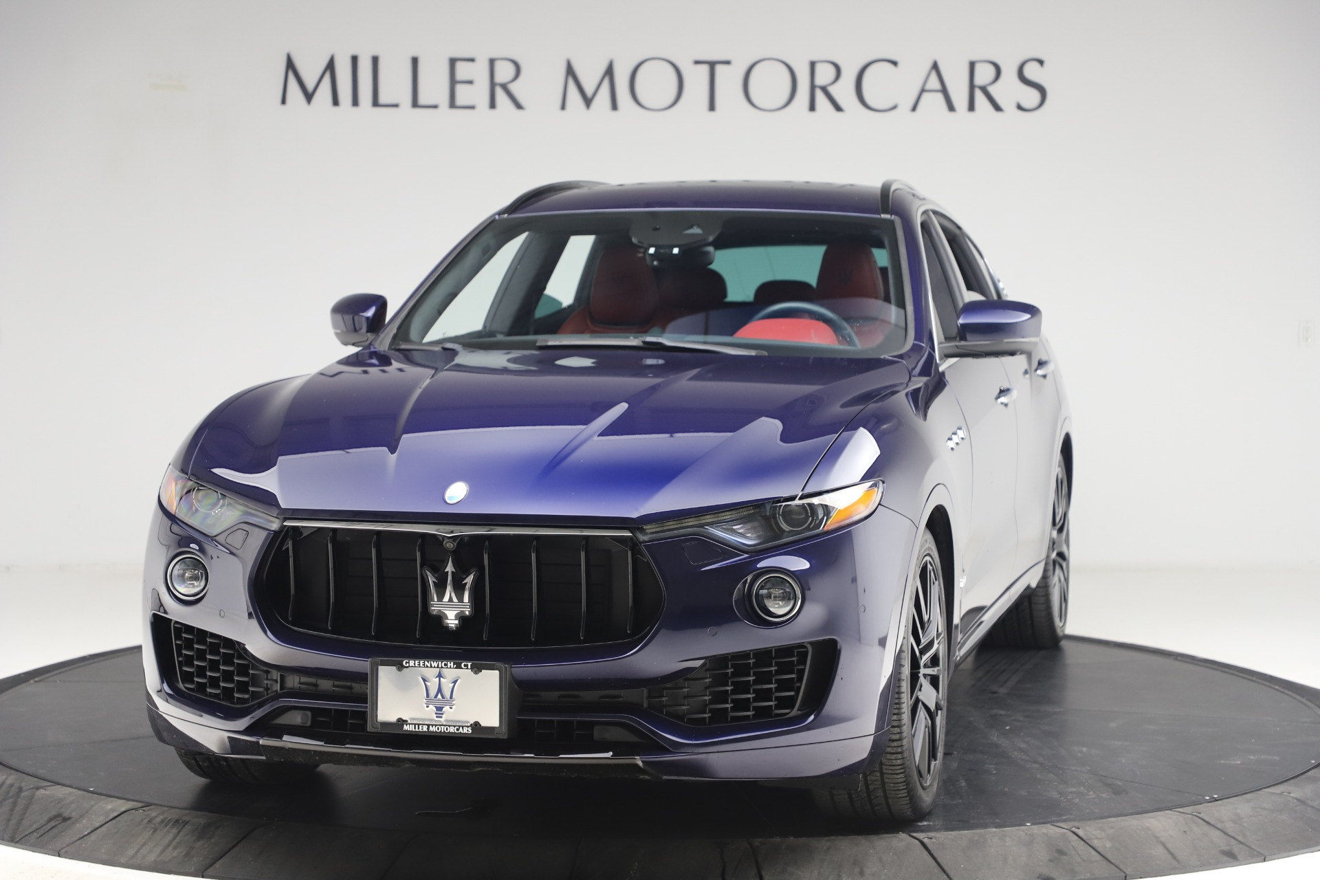 Used 2018 Maserati Levante S GranSport for sale $66,900 at McLaren Greenwich in Greenwich CT 06830 1