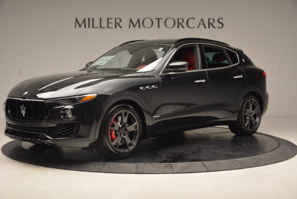 New 2018 Maserati Levante S Q4 for sale Sold at McLaren Greenwich in Greenwich CT 06830 2
