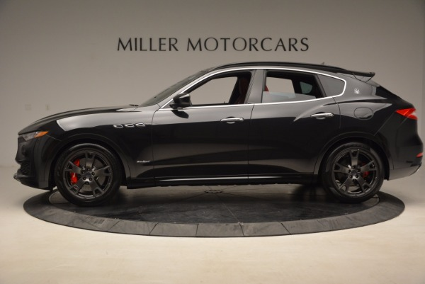 New 2018 Maserati Levante S Q4 for sale Sold at McLaren Greenwich in Greenwich CT 06830 3