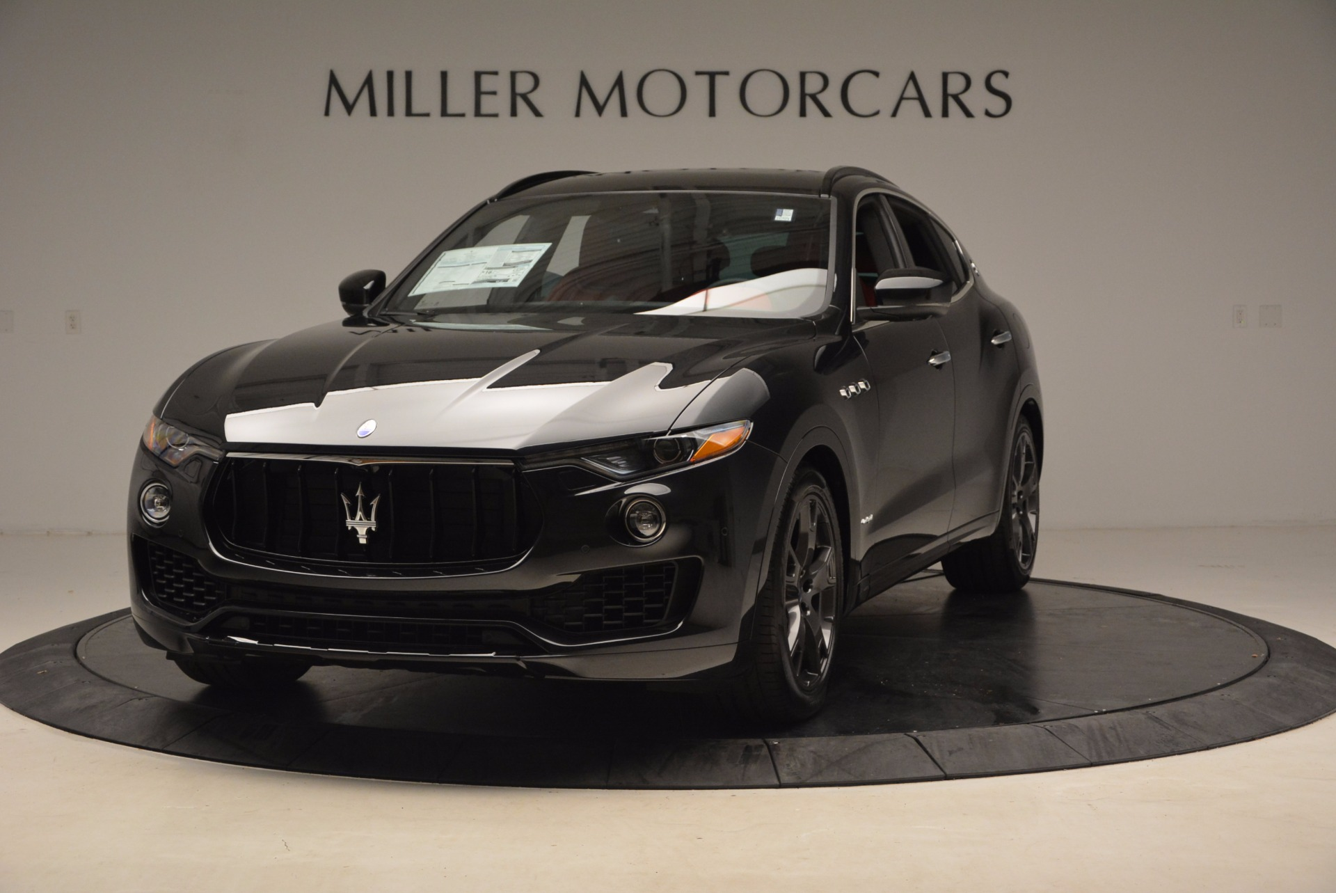 New 2018 Maserati Levante S Q4 for sale Sold at McLaren Greenwich in Greenwich CT 06830 1