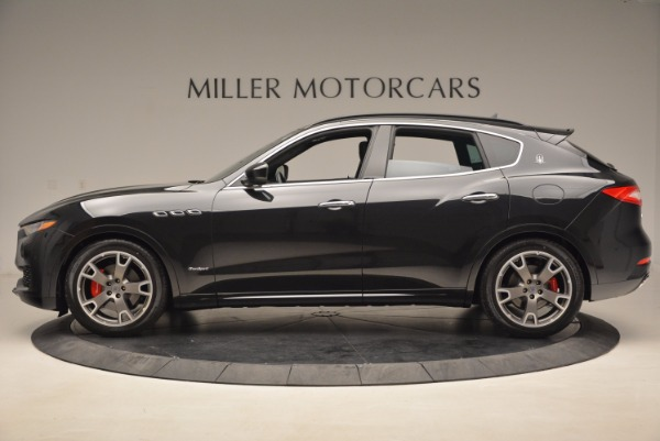 New 2018 Maserati Levante S Q4 GRANSPORT for sale Sold at McLaren Greenwich in Greenwich CT 06830 3