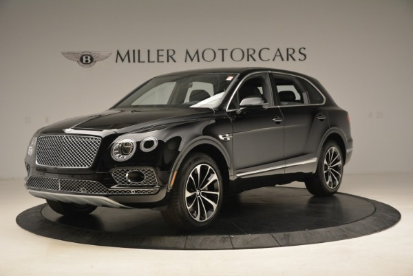 Used 2018 Bentley Bentayga Onyx Edition for sale $139,900 at McLaren Greenwich in Greenwich CT 06830 2