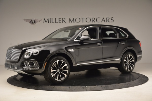 Used 2018 Bentley Bentayga Onyx Edition for sale $139,900 at McLaren Greenwich in Greenwich CT 06830 3