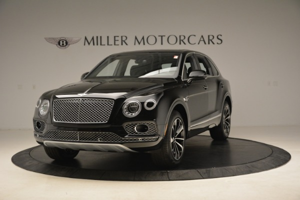 New 2018 Bentley Bentayga Onyx for sale Sold at McLaren Greenwich in Greenwich CT 06830 1