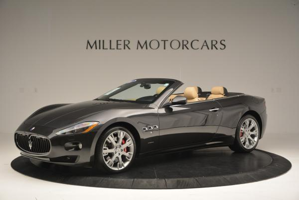 Used 2011 Maserati GranTurismo Base for sale Sold at McLaren Greenwich in Greenwich CT 06830 2