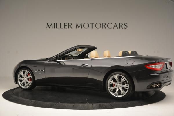 Used 2011 Maserati GranTurismo Base for sale Sold at McLaren Greenwich in Greenwich CT 06830 4