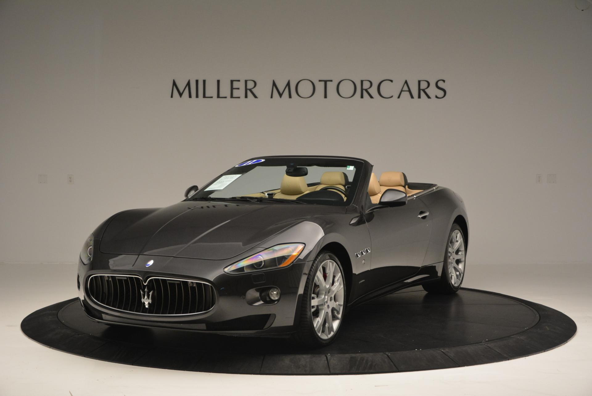 Used 2011 Maserati GranTurismo Base for sale Sold at McLaren Greenwich in Greenwich CT 06830 1