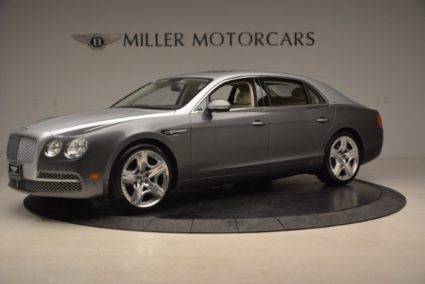 Used 2015 Bentley Flying Spur W12 for sale Sold at McLaren Greenwich in Greenwich CT 06830 2