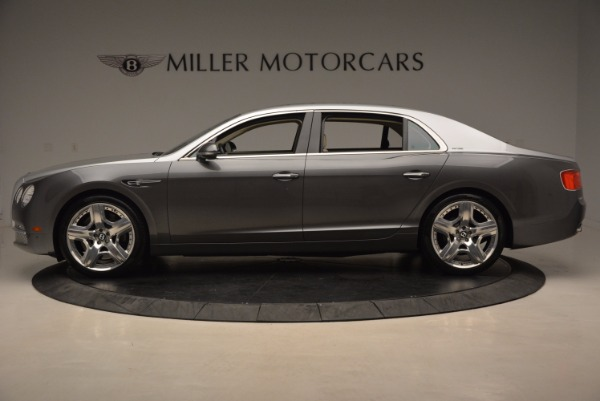 Used 2015 Bentley Flying Spur W12 for sale Sold at McLaren Greenwich in Greenwich CT 06830 3