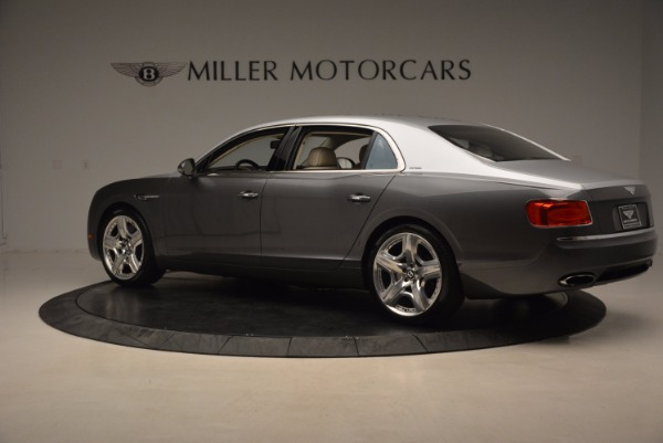 Used 2015 Bentley Flying Spur W12 for sale Sold at McLaren Greenwich in Greenwich CT 06830 4
