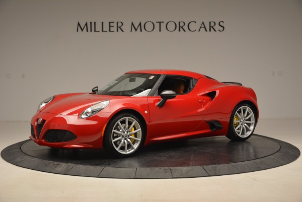 New 2018 Alfa Romeo 4C Coupe for sale Sold at McLaren Greenwich in Greenwich CT 06830 2