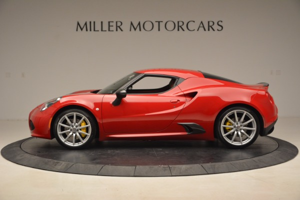 New 2018 Alfa Romeo 4C Coupe for sale Sold at McLaren Greenwich in Greenwich CT 06830 3