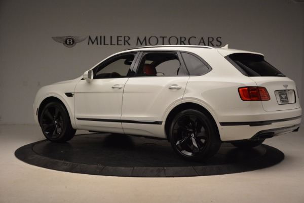 Used 2018 Bentley Bentayga Signature for sale Sold at McLaren Greenwich in Greenwich CT 06830 4