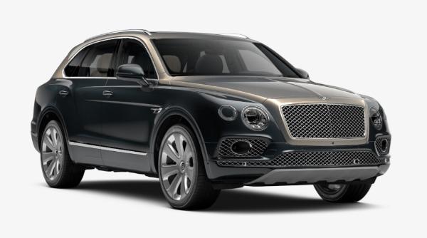 New 2018 Bentley Bentayga Mulliner for sale Sold at McLaren Greenwich in Greenwich CT 06830 1