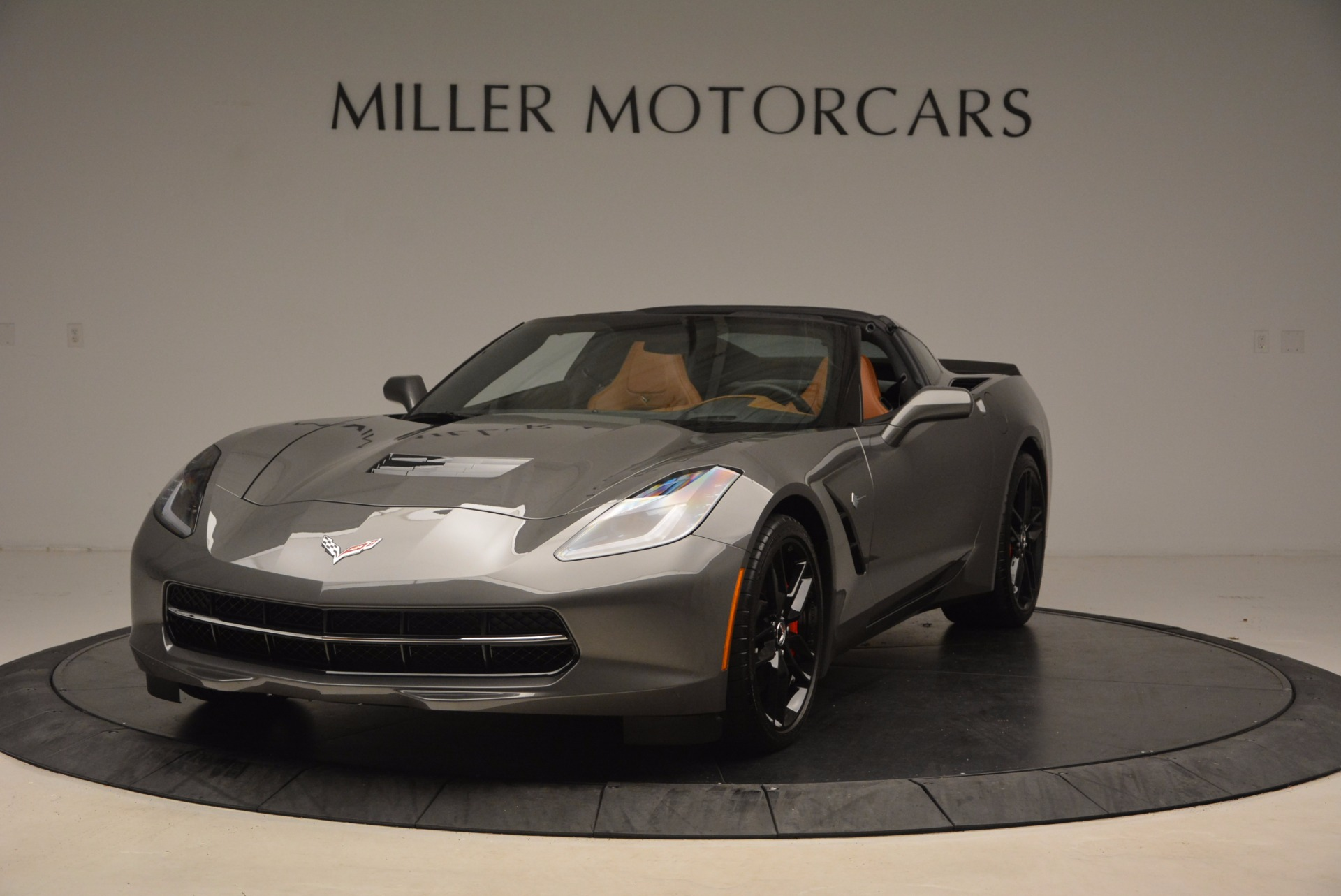 Used 2015 Chevrolet Corvette Stingray Z51 for sale Sold at McLaren Greenwich in Greenwich CT 06830 1