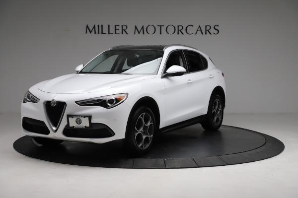 Used 2018 Alfa Romeo Stelvio Q4 for sale Sold at McLaren Greenwich in Greenwich CT 06830 2