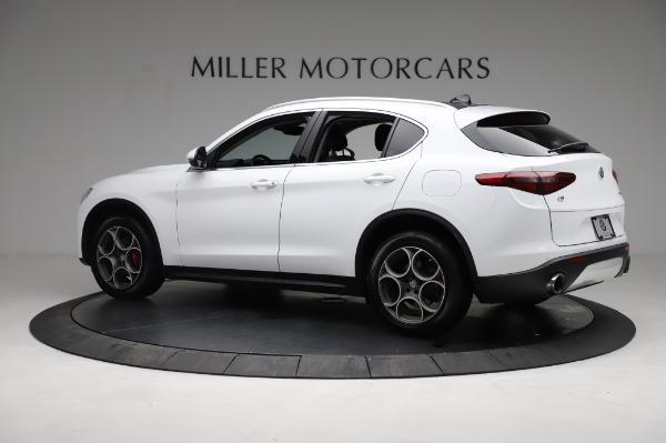 Used 2018 Alfa Romeo Stelvio Q4 for sale Sold at McLaren Greenwich in Greenwich CT 06830 4
