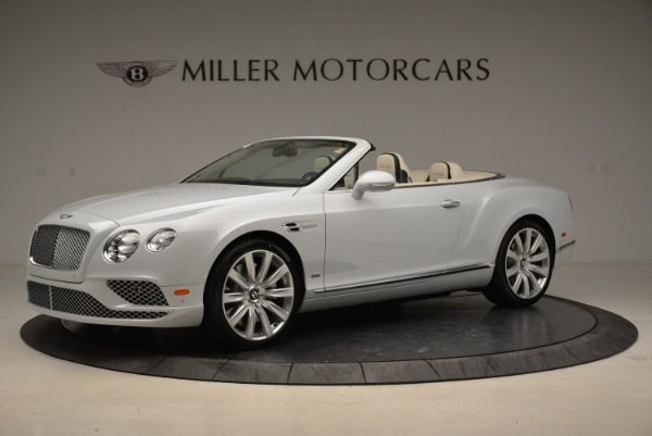 New 2018 Bentley Continental GT Timeless Series for sale Sold at McLaren Greenwich in Greenwich CT 06830 2