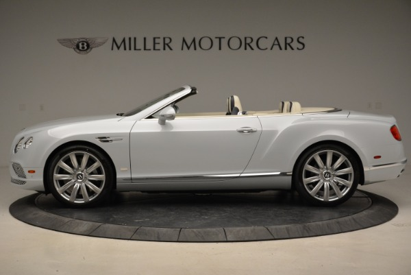New 2018 Bentley Continental GT Timeless Series for sale Sold at McLaren Greenwich in Greenwich CT 06830 3