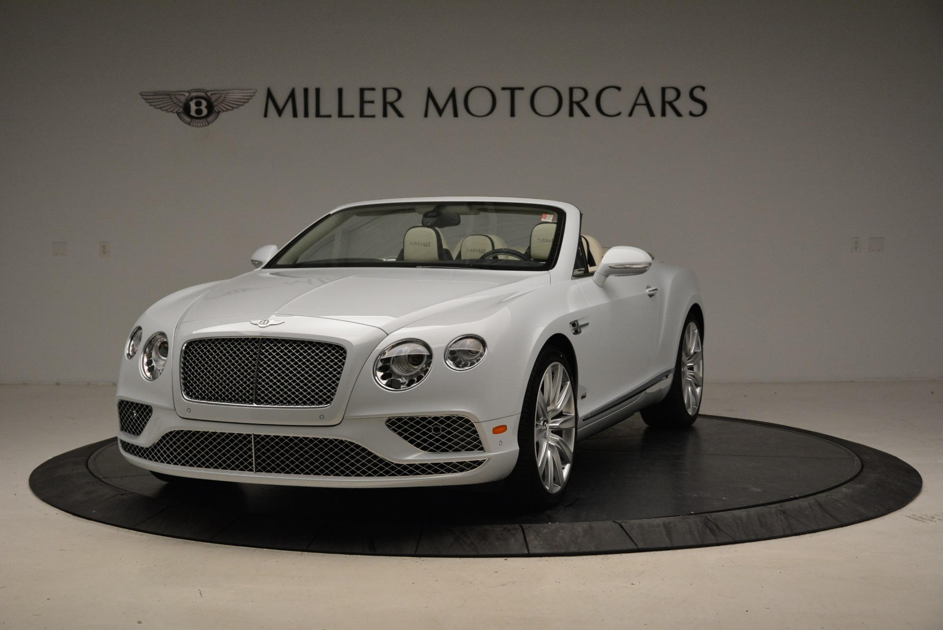 New 2018 Bentley Continental GT Timeless Series for sale Sold at McLaren Greenwich in Greenwich CT 06830 1