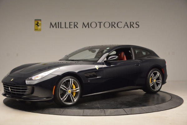 Used 2017 Ferrari GTC4Lusso for sale Sold at McLaren Greenwich in Greenwich CT 06830 2
