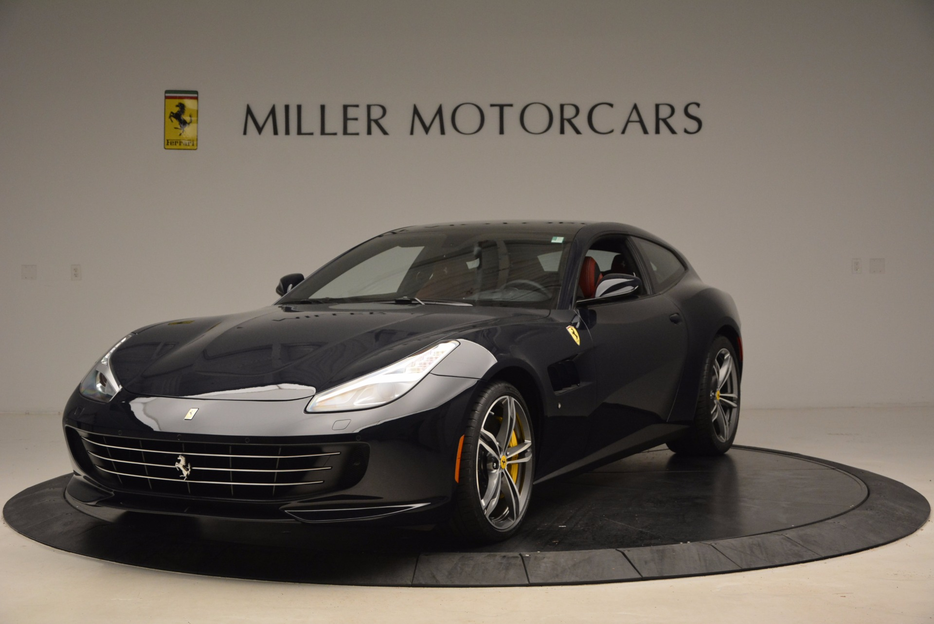 Used 2017 Ferrari GTC4Lusso for sale Sold at McLaren Greenwich in Greenwich CT 06830 1