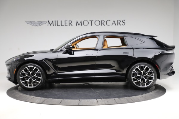 New 2021 Aston Martin DBX for sale $211,986 at McLaren Greenwich in Greenwich CT 06830 2