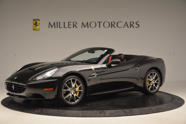 Used 2013 Ferrari California for sale Sold at McLaren Greenwich in Greenwich CT 06830 2