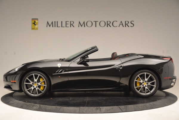 Used 2013 Ferrari California for sale Sold at McLaren Greenwich in Greenwich CT 06830 3