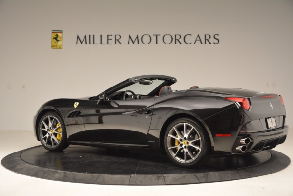 Used 2013 Ferrari California for sale Sold at McLaren Greenwich in Greenwich CT 06830 4