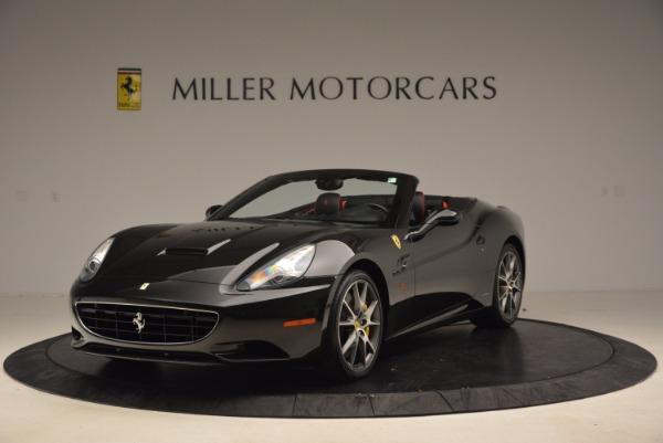 Used 2013 Ferrari California for sale Sold at McLaren Greenwich in Greenwich CT 06830 1