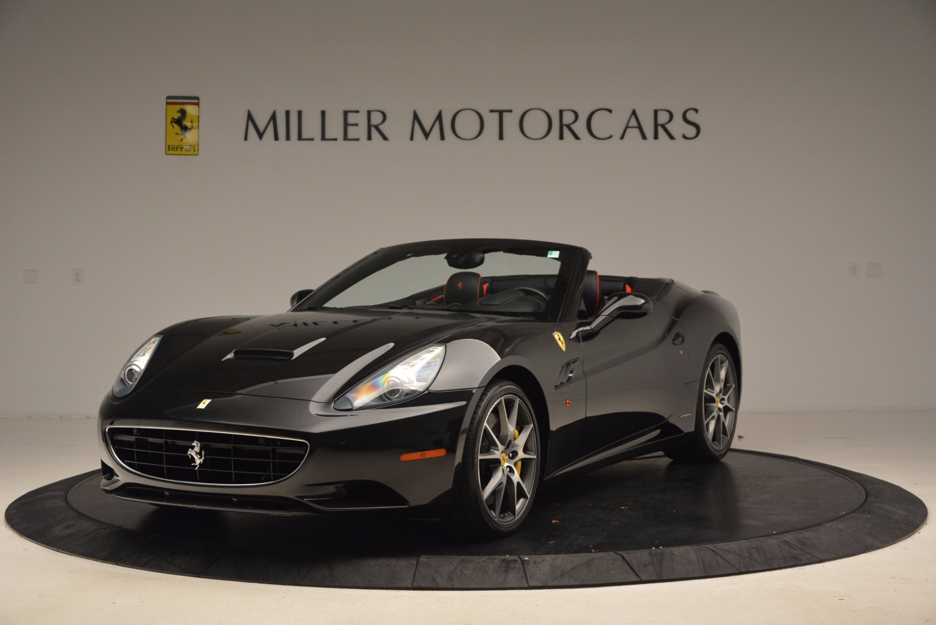 Used 2013 Ferrari California for sale Sold at McLaren Greenwich in Greenwich CT 06830 1