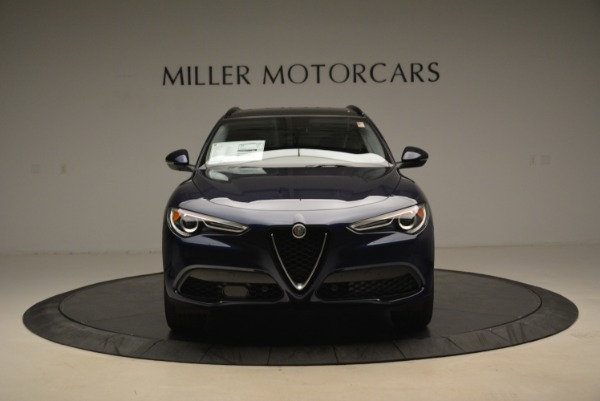 New 2018 Alfa Romeo Stelvio Sport Q4 for sale Sold at McLaren Greenwich in Greenwich CT 06830 3