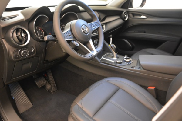 New 2018 Alfa Romeo Stelvio Q4 for sale Sold at McLaren Greenwich in Greenwich CT 06830 3
