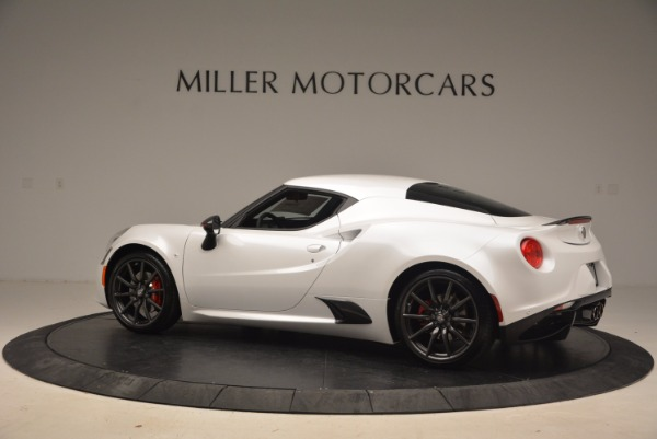 New 2018 Alfa Romeo 4C Coupe for sale Sold at McLaren Greenwich in Greenwich CT 06830 4