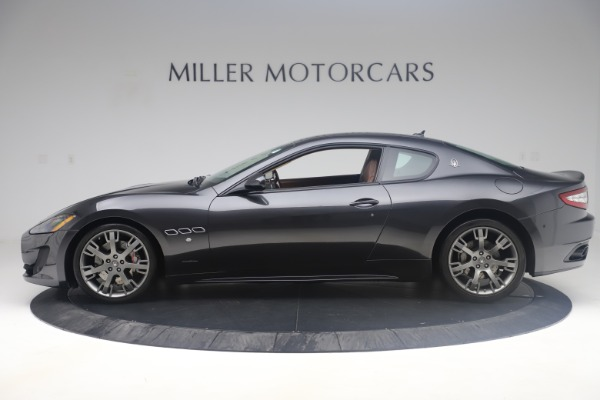 Used 2016 Maserati GranTurismo Sport for sale Sold at McLaren Greenwich in Greenwich CT 06830 3