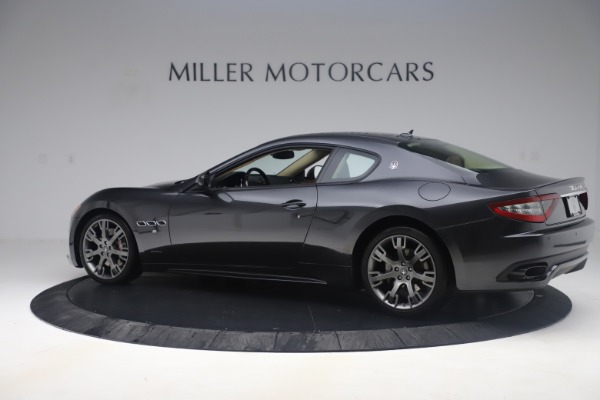 Used 2016 Maserati GranTurismo Sport for sale Sold at McLaren Greenwich in Greenwich CT 06830 4
