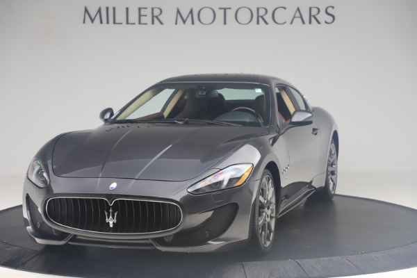 Used 2016 Maserati GranTurismo Sport for sale Sold at McLaren Greenwich in Greenwich CT 06830 1