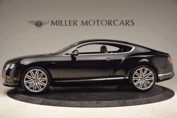 Used 2015 Bentley Continental GT Speed for sale Sold at McLaren Greenwich in Greenwich CT 06830 3