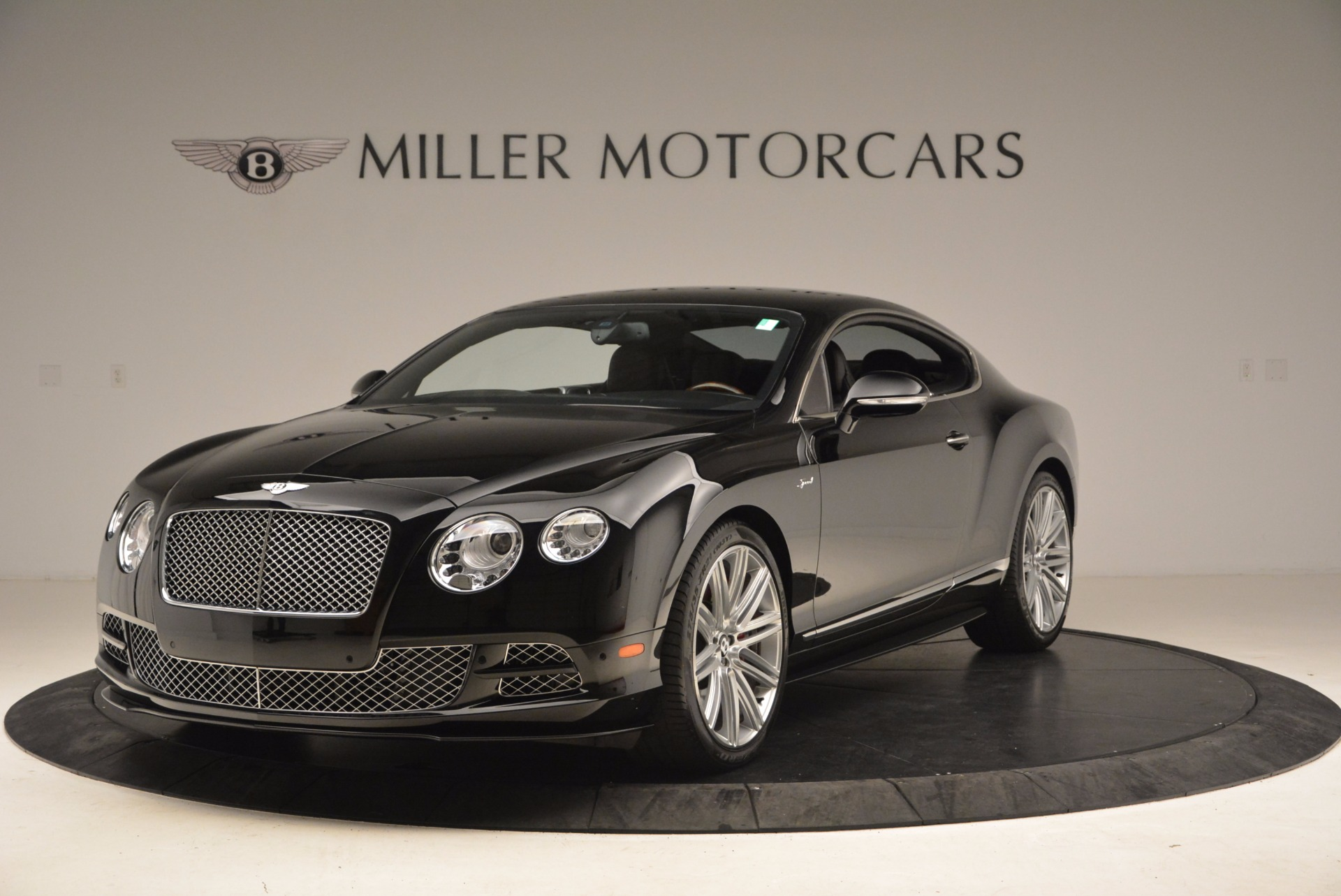 Used 2015 Bentley Continental GT Speed for sale Sold at McLaren Greenwich in Greenwich CT 06830 1