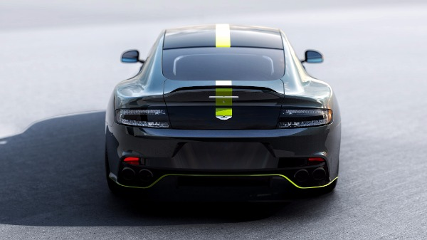 New 2019 Aston Martin Rapide AMR Shadow Edition for sale Call for price at McLaren Greenwich in Greenwich CT 06830 4