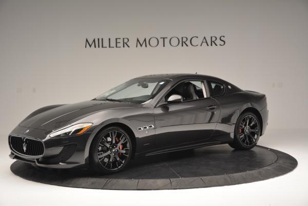 New 2016 Maserati GranTurismo Sport for sale Sold at McLaren Greenwich in Greenwich CT 06830 2