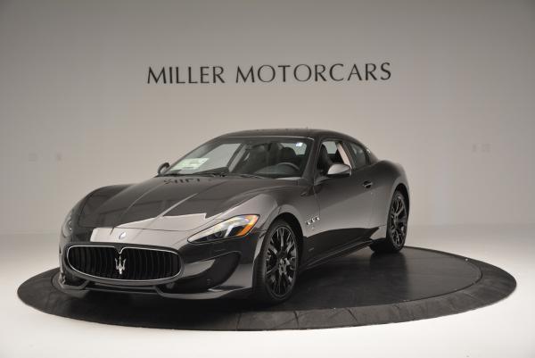 New 2016 Maserati GranTurismo Sport for sale Sold at McLaren Greenwich in Greenwich CT 06830 1