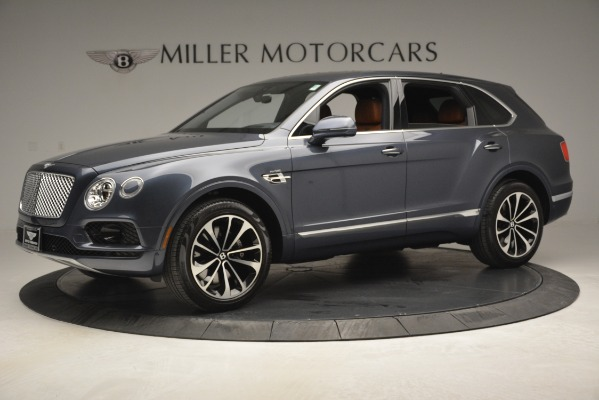 Used 2018 Bentley Bentayga Onyx for sale Sold at McLaren Greenwich in Greenwich CT 06830 2